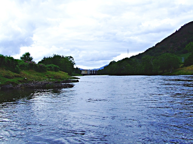 The River Conon