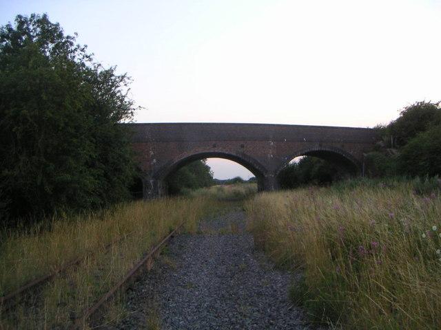 Road Bridge over Railway