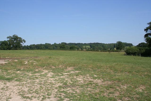 Field near Gaulby, Leicestershire