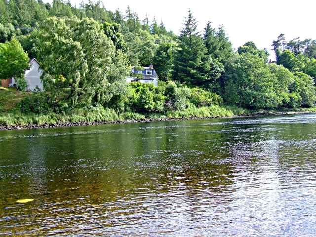 Looking across the River Beauly