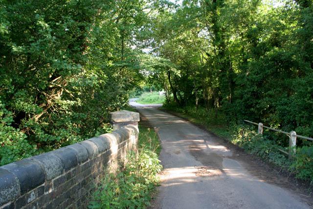 Wood Lane near Loddington and Tugby