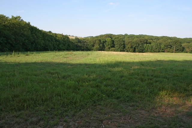 Farmland off Wood Lane near Tugby