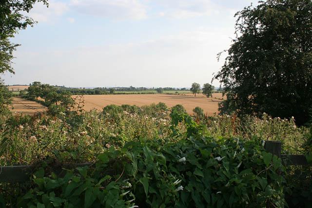 Countryside near Tugby