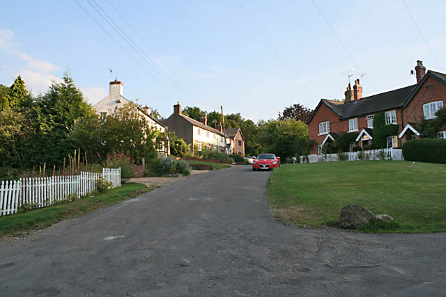 Allexton, Leicestershire