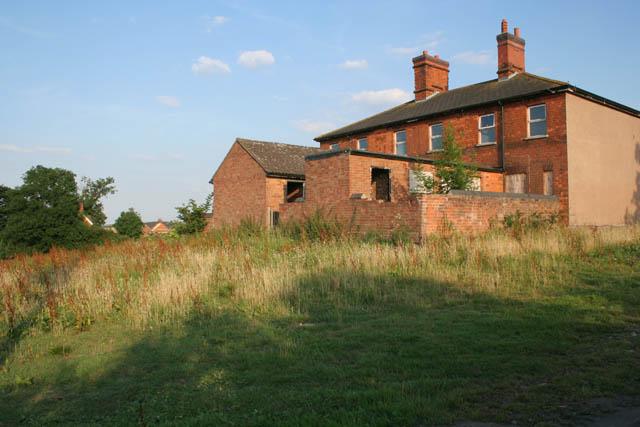 Station Cottages, East Norton