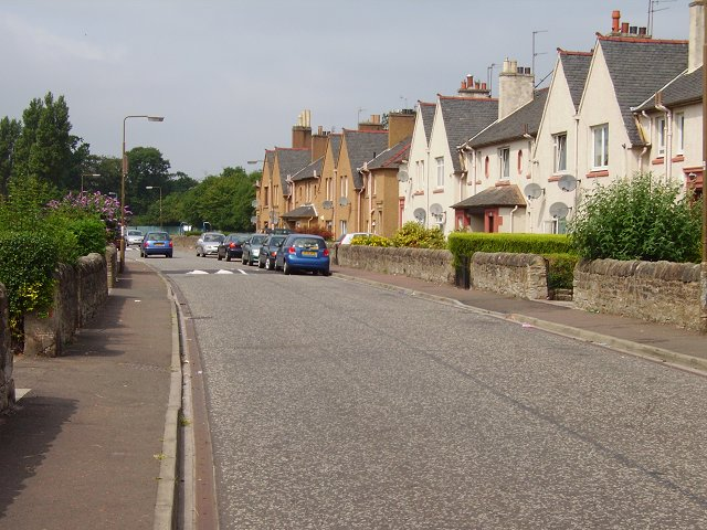Hopetoun Road, Queensferry