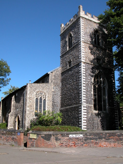 St Martin at the Palace Plain, Norwich