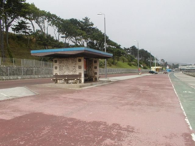 Colwyn Bay, The Promenade