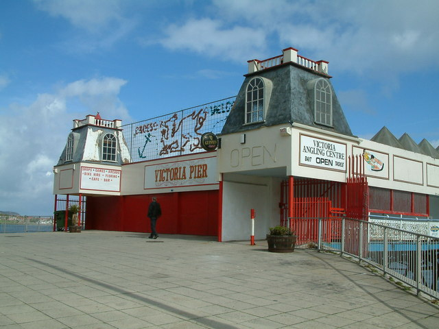 Colwyn Bay - The Victoria Pier