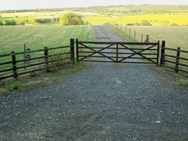 Drive to Heath Farm