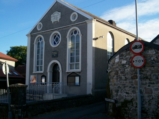 Paraclete Chapel, Newton