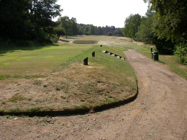 Northamptonshire County Golf Course