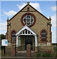 TL4882 : Coveney Methodist Church by David  Greenhalgh