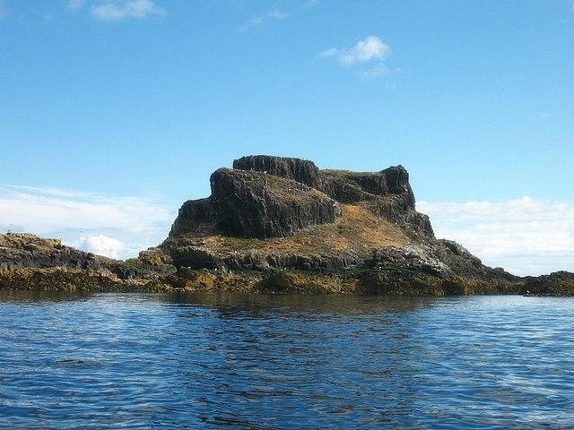 Fidra - 'Castle Tarbet'