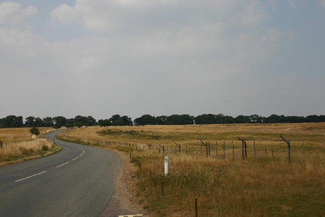 B1112 at Foxhole Heath
