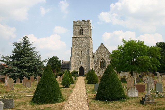 Eriswell Church