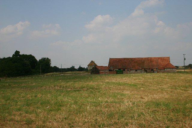 Eriswell Hall Barns