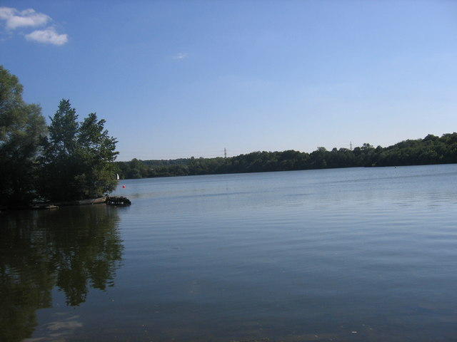 Aldenham Reservoir