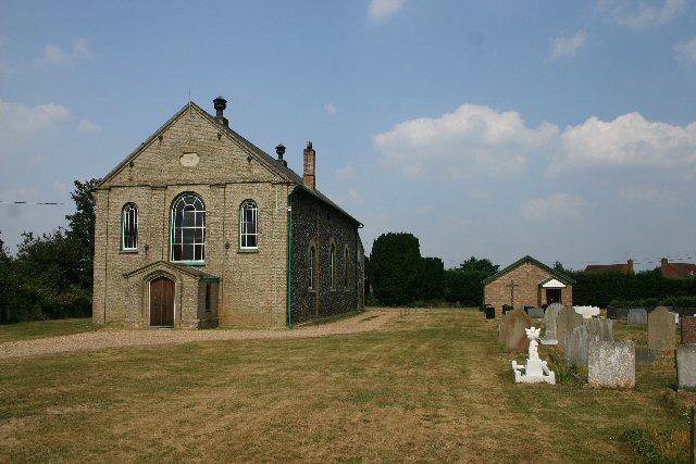Former Methodist Church, Beck Row