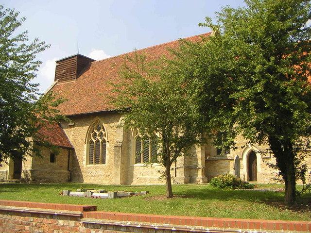 Holy Trinity Church, Woolstone