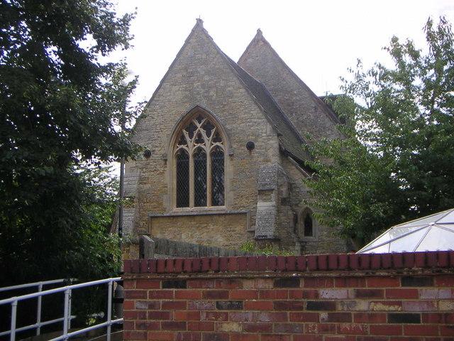 Holy Trinity Church Woolstone