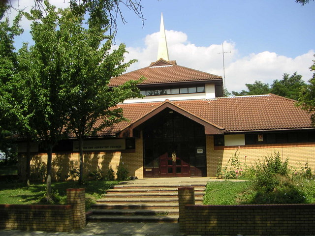 Seventh Day Adventist Church, Fishermead