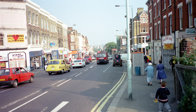 Sydenham Road, Lower Sydenham