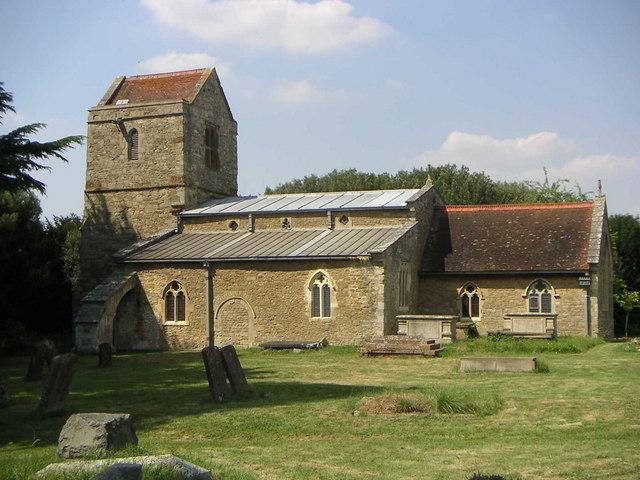 St Lawrence Church, Bradwell