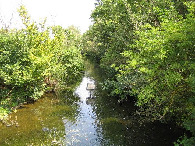River Lee near Hatfield