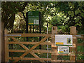 TF1200 : Southern entrance to Castor Hanglands NNR, a few miles west of Peterborough by Terry McKenna