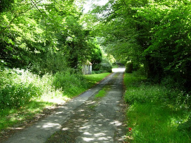 Lane to Newbridge