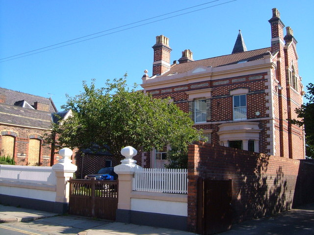 House on Anfield Road
