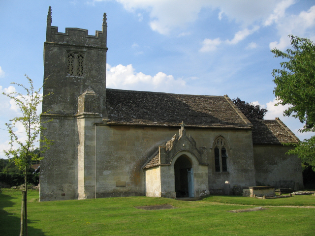 St. Nicholas, Slaughterford