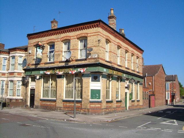 The Salisbury, Anfield