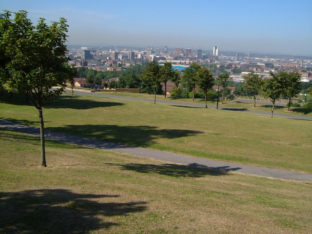 Liverpool from Everton Park