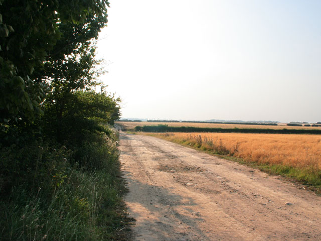 Heath Lane, Barkston Heath