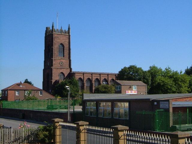 St. George's Church, Everton