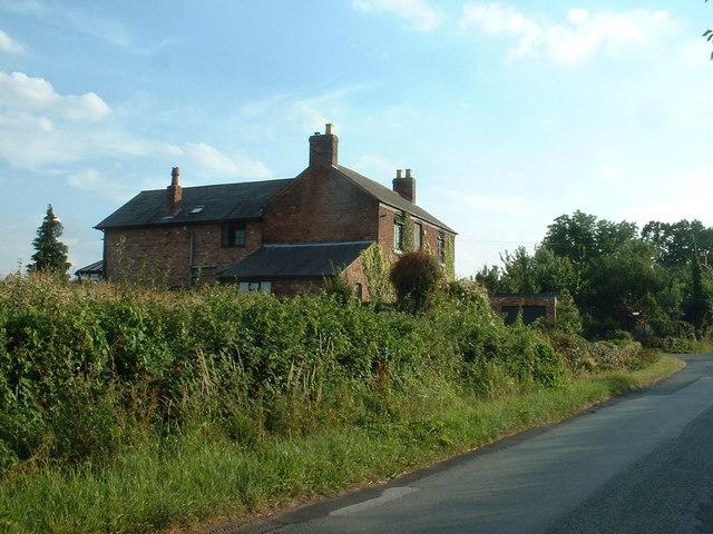 House on Moor Lane