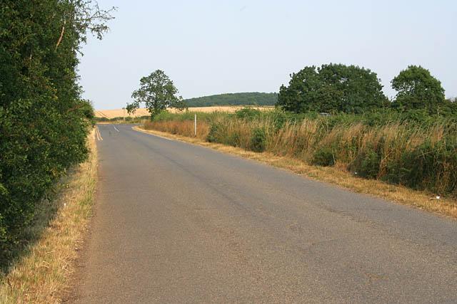 Heath Lane near Barkston Heath