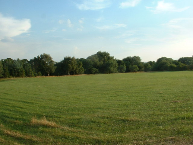 Farmland near Bradbrook farm