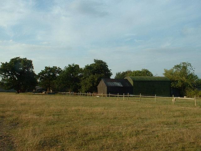 Farm buildings at Bramley Farm
