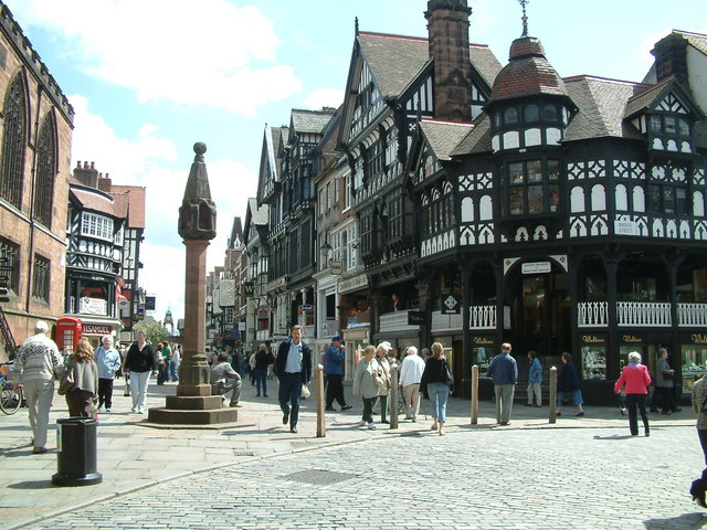 Image result for the rows chester