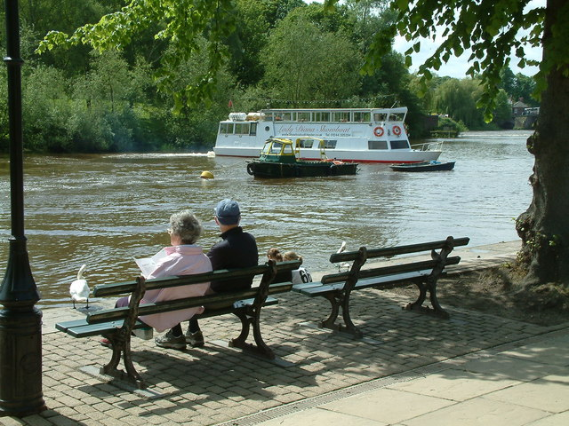 Chester, The River Dee