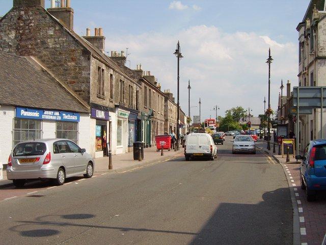 High Street, Tranent