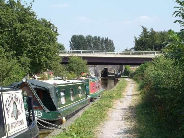 A534 Canal Bridge