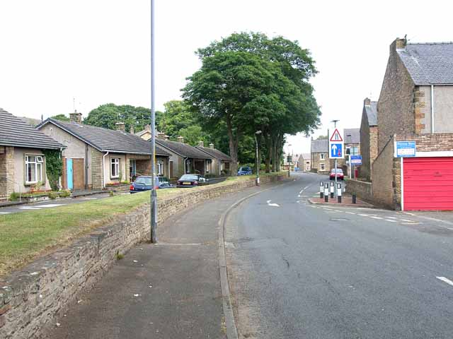 Park Road, Haltwhistle