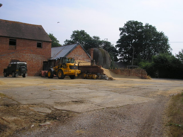 Grain Yard, Barrow Green Farm, near Lingfield, Surrey