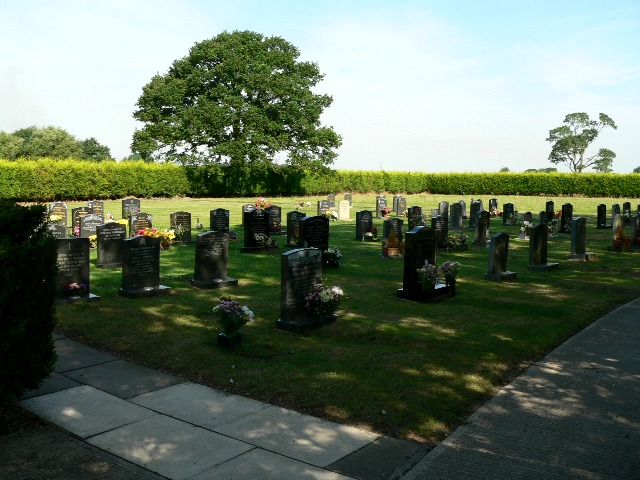 Strensall and Towthorpe Parish Council Cemetery
