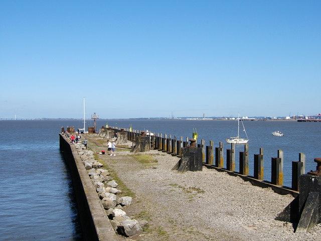 Steamer Pier Portishead