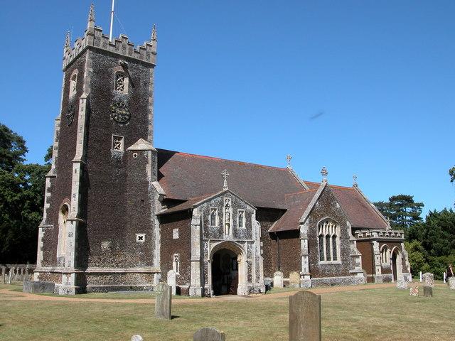 St Mary Magdelan Church, Sandringham